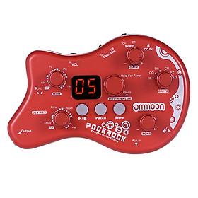 Phơ Guitar Điện ammoon PockRock (15 Hiệu Ứng)