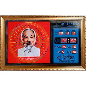 Đồng hồ lịch vạn niên Cát Tường 55618