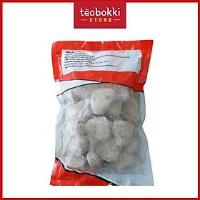 Surimi viên thả lẩu (bánh bao trứng cá nhím) Phú Mark 500g