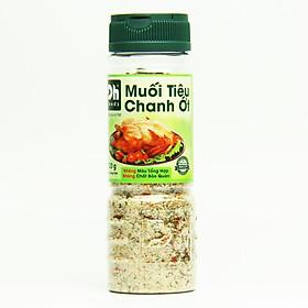 Muối Tiêu Chanh Ớt 120gr Dh Foods
