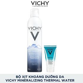 Bộ Xịt Khoáng Dưỡng Da Vichy Mineralizing Thermal Water