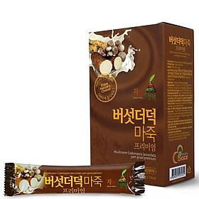 Bột ngũ cốc Hàn Quốc N-Choice nấm và đẳng sâm 300g - hộp 10 gói x 30g/gói