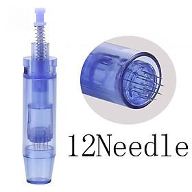 combo 10 đầu kim nano 12 36 cấy tảo cấy phấn hồng sâm cho máy phi kim