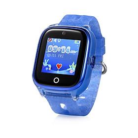 Đồng hồ thông minh định vị trẻ em GPS WONLEX KT01 (new 2020), camera 2.0, cảm ứng đa điểm, kháng nước IP67 - Hàng chính hãng