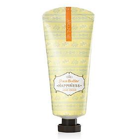 Kem dưỡng da tay bơ hạt mỡ Around me happniness hand cream shea butter 60g