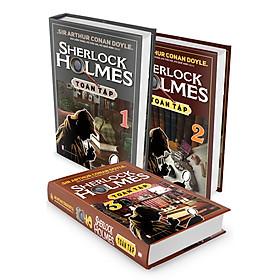 Combo Sherlock Holmes Toàn Tập (Trọn Bộ 3 Tập) Mới nhất 2020