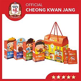 Nước hồng sâm Goodbase cho trẻ em KGC Cheong Kwan Jang (30ml x 28 gói)