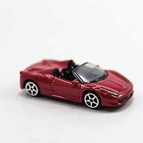 Mô Hình Xe Ferrari 458 Spider 1:64 Bburago