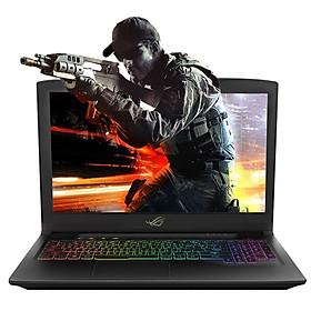 Laptop Gaming Asus ROG Strix SCAR GL503GE-EN021T Core i7-8750H/Win10 (15.6 inch) - Gunmetal Aluminum - Hàng Chính Hãng