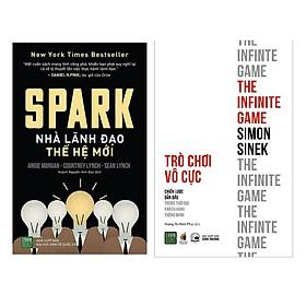 Combo Spark: Nhà Lãnh Đạo Thế Hệ Mới - Sách - Trò Chơi Vô Cực