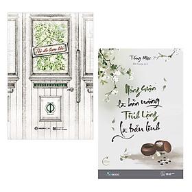 Combo 2 Cuốn Sách Kỹ Năng Sống Làm Thay Đổi Cuộc Đời Bạn: Tôi Đi Tìm Tôi + Nóng Giận Là Bản Năng , Tĩnh Lặng Là Bản Lĩnh / Top Những Cuốn Sách Kỹ Năng Hay Nhất (Tặng Kèm Bookmark Happy Life)