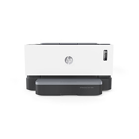 Máy in HP Neverstop Laser 1000w (In/Wifi/Trắng,Đen-4RY23A) - Hàng Chính Hãng