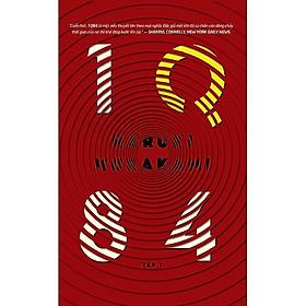 Cuốn sách pha trộn giữa huyền bí, siêu thực và những biến cố kì lạ trong cuộc sống: 1Q84 tập 1 (TB)