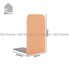 nuhome.vn | Giá chặn sách - Buko, giá chặn sách gằng gỗ thiết kế sang trọng đẹp mắt và tiện dụng