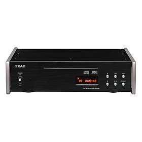 Đầu CD TEAC PD-501HR - Đen - Hàng Chính Hãng