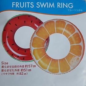 Phao bơi cho bé có họa tiết ngộ nghĩnh (1 chiếc) tặng kèm 2 zipper bảo quản 15cm