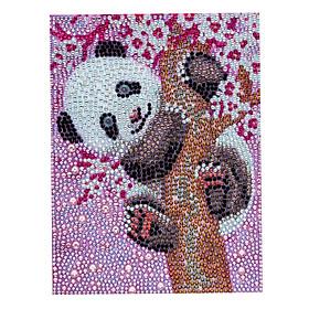 DIY 5D Diamond Painting Cute Dog Pattern 200x150mm Full Drill Diamond Embroidery Desktop Decor Children Gift