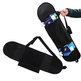 Túi Vải Đựng Ván Trượt - Đen