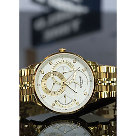 Đồng hồ nam Sunrise 1146SA [Full Box] - Kính Sapphire, chống xước, chống nước - Dây thép không gỉ