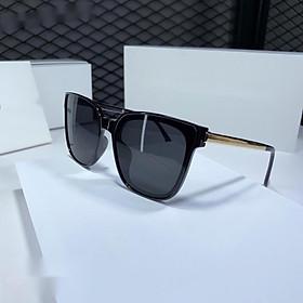 Kính xinh, Kính râm, Kính mát Mắt vuông thiết kế tối giản cho Nam và Nữ + Tặng tuavit Kính xinh mini đa năng