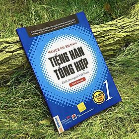 Sách - Combo Tiếng Hàn Tổng Hợp Dành Cho Người Việt Nam - Sơ Cấp 1 Phiên Bản Mới + Bài Tập (Combo, lẻ tùy chọn)