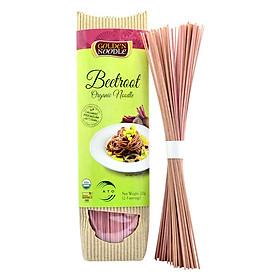 Mỳ Vị Củ Dền Đỏ Hữu Cơ Golden Noodle (250g)