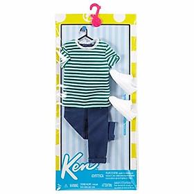 Set quần áo dạo phố búp bê Ken chính hãng giao mẫu ngẫu nhiên