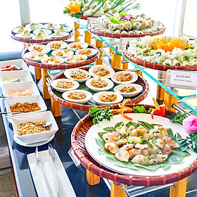 Buffet Tối Cuối Tuần 70 món - Nhà Hàng Liberty Hotel Saigon Parkview