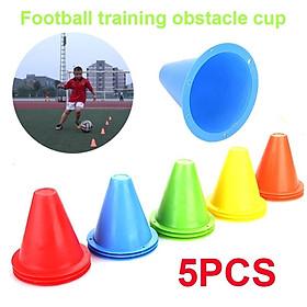 8cm football training cone football training equipment 7 inches