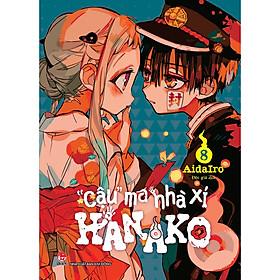 """""""Cậu"""" Ma Nhà Xí Hanako - Tập 8"""