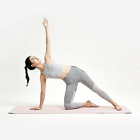 Thảm Tập Yoga Bằng TPE Chống Trượt (Dày 6mm)-3