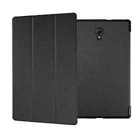 Bao Da Cover Cho Máy Tính Bảng Samsung Galaxy Tab A 10.5 T590 / T595 Hỗ Trợ Smart Cover
