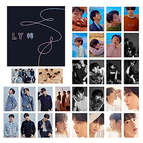 Lomo card BTS 30 thẻ ảnh