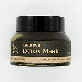 Mặt Nạ Thải Độc Lamer Care Detox Mask – Giải Độc Da, Trị Mụn Hiệu Quả 60gr