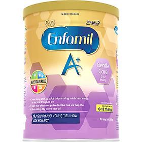 Sữa Bột Enfamil A+ Gentle Care Dành Cho Trẻ Từ 0 - 12 Tháng (800g)