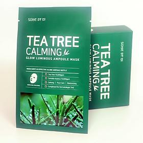 Mặt nạ dành cho da mụn Some By Mi Tea Tree Calming Sheet Mask 25g