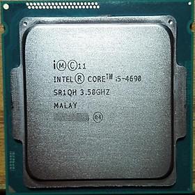 Bộ Vi Xử Lý CPU INTEL CORE i5 4690 3.5ghz upto 3.9ghz whitebox. kèm fan- HÀNG NHẬP KHẨU