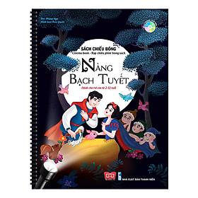 Sách Tương Tác - Sách Chiếu Bóng - Cinema Book - Rạp Chiếu Phim Trong Sách - Nàng Bạch Tuyết