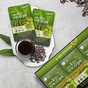 Combo 2 hộp 30 gói Bổ Gan Hồng Sâm Hàn Quốc Daedong giúp mát gan, giải độc gan, tốt cho người nóng trong, hay uống rượu bia