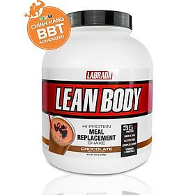 Bữa ăn thay thế thông minh Labrada LeanBody MRP - bổ sung Whey protein, Chất xơ, Vitamin và Khoáng chất - 30 liều dùng - Tặng kèm bình lắc màu ngẫu nhiên