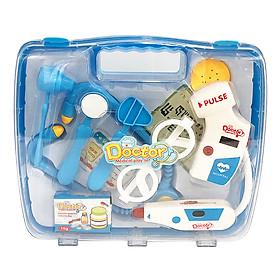 Bộ đồ chơi bác sĩ 8 chi tiết