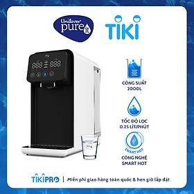 Máy Lọc Nước Pureit Lavita - CR5240 Chức Năng Làm Nóng Nhiều Cấp Độ Tích Hợp Công Nghệ RO+UV - Hàng Chính Hãng