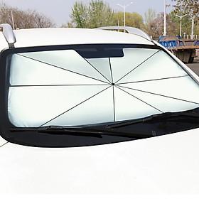 Ô che nắng, kiêm chắn nắng kính lái ô tô đa năng 2 trong 1. Chống nắng nóng và tia UV MÃ ZYS