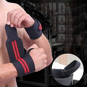 Cặp quấn cổ tay tập gym, Băng quấn cổ tay tập gym (SP062)