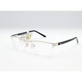 Kính cận D1015 từ -0.50 đến - 8.00 độ màu bạc ( kính đã có sẵn độ cận )