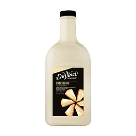 Sốt Phô Mai / Cheesecake Sauce - DaVinci Gourmet (2L)