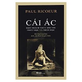 Cái Ác - Một Thách Thức Đối Với Tiết Học Và Thần Học