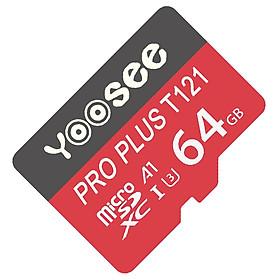 Thẻ nhớ Camera Yoosee 64Gb Class 10 ( Màu ngẫu nhiên ) - Hàng nhập khẩu