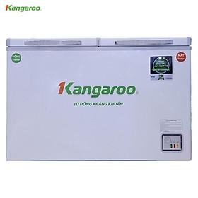 Tủ đông kháng khuẩn Kangaroo KG400IC2 - (Chỉ giao tại Hà Nội)