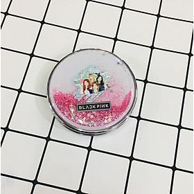 Gương mini Blackpink nhũ 2 mặt